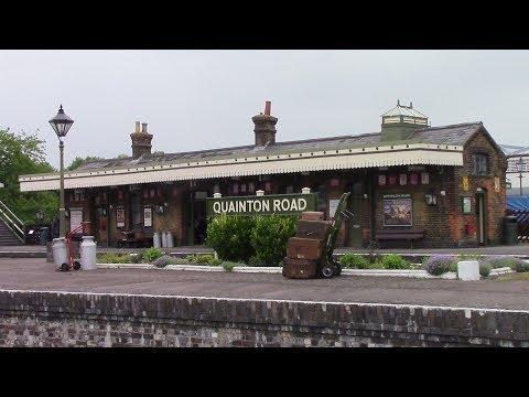A tour of Buckinghamshire Railway Centre (Quainton Road) incl. Routemaster Gathering