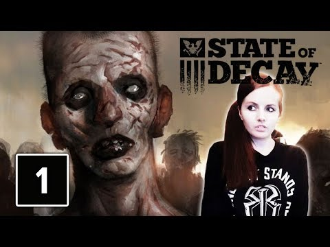 EVERYONE IS DEAD | State Of Decay Gameplay Walkthrough Part 1
