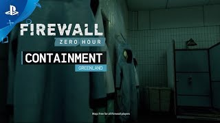Firewall Zero Hour – New Map Containment  Trailer | PS VR