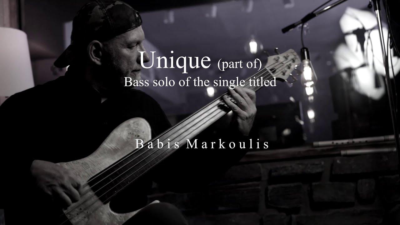 Unique (part of) - Babis Markoulis (Official Music Video)