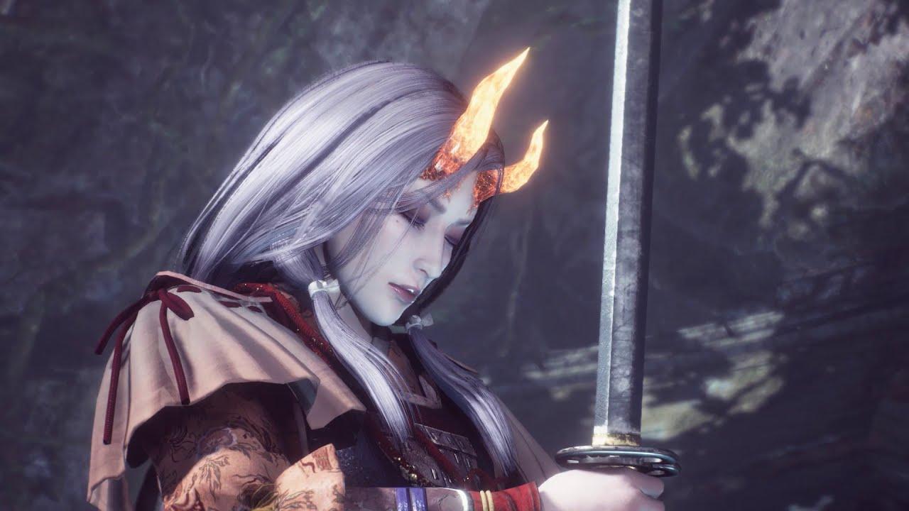 PS4《 Nioh 仁王2》第三波 DLC「太初武士秘史」中文預告