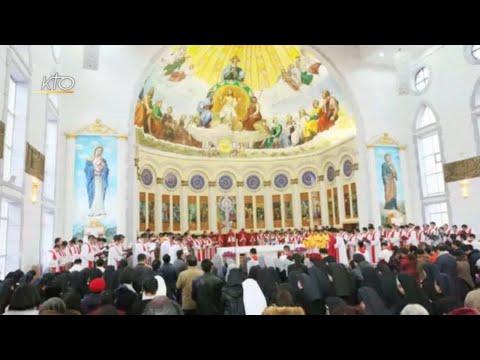 Accord provisoire entre le Vatican et la Chine