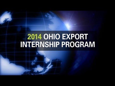 2014 Ohio Export Internship Program