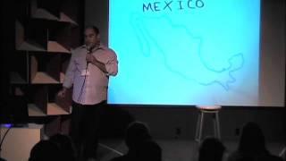 """TEDxSpartanburg - Antonio Garza - """"Pass & Trespass"""""""