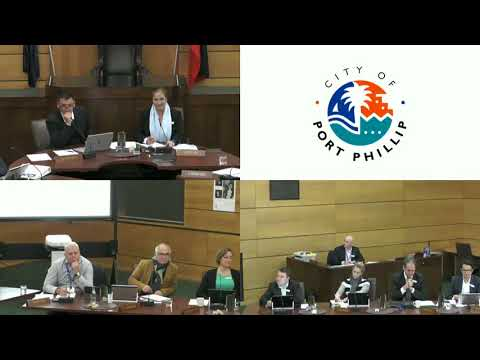 City of Port Phillip Council Meeting 21 June 2017