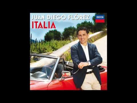 Juan Diego Flórez | Italia - Donizetti, Rossini, Leoncavallo... (Audio video)