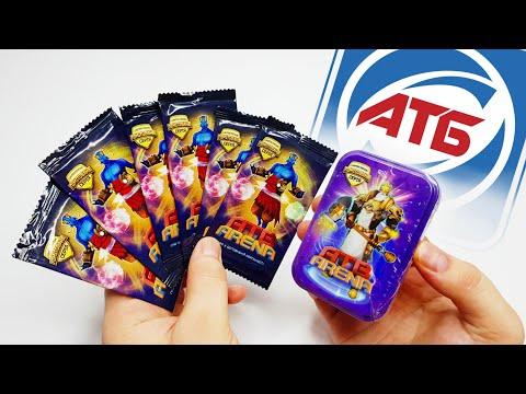 ATB Arena- 2  Открываю карточки и ТИТАНА Акция АТБ 2021 ATB Arena