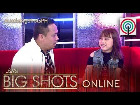 Little Big Shots Philippines Online: Carren | Pop Star