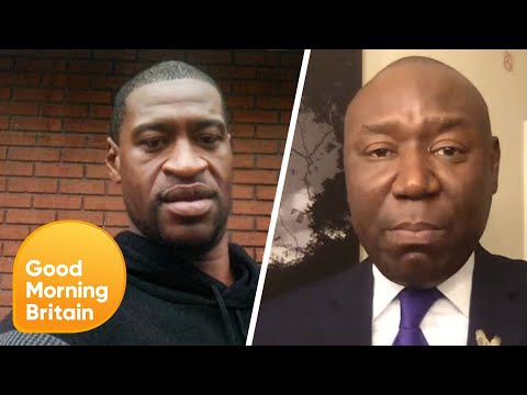 Exclusive: George Floyd's Lawyer Calls for First Degree Murder Charges | Good Morning Britain
