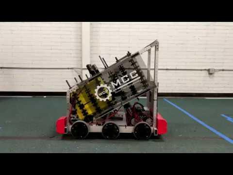 MCC Robot 2018 - WCP