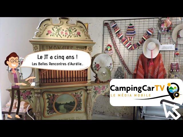Tourisme en camping-car d'Aurélie - Musikenfête