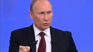 Путин ляпнул не подумав