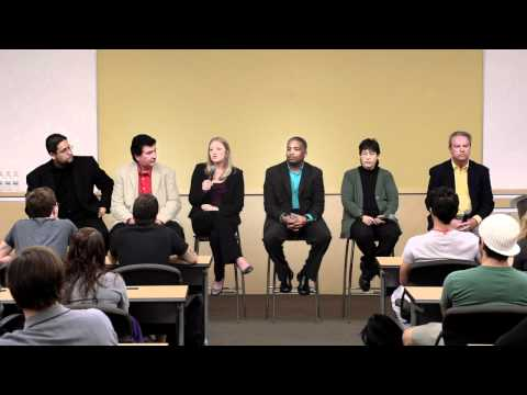 Music Business 3.0 Panel at Full Sail University