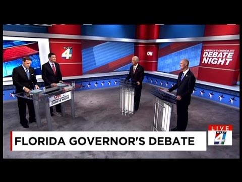 Final Gubernatorial Debate Pt. 1