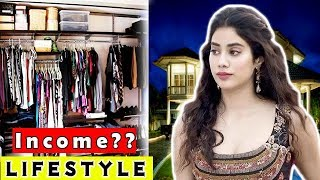 Jhanvi Kapoor Lifestyle, Biography, Cars, Net Worth