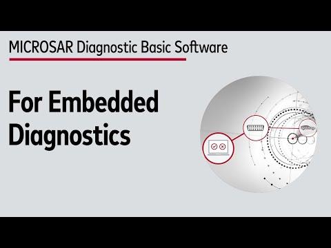 Calibration Of MICROSAR Diagnostic Basic Software Modules Just By Using Calibration Tools
