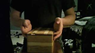 First Puzzle Box