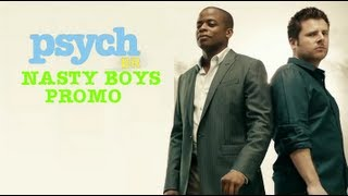 "Psych Season 7 | ""Nasty Boys"" Promo"