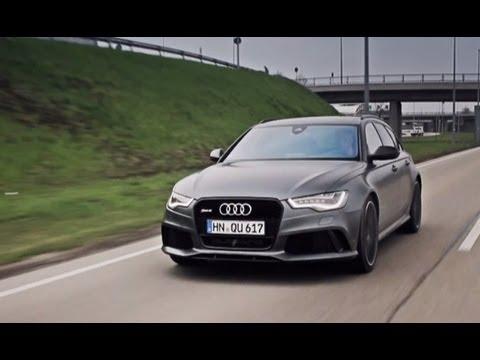 Audi RS6 Avant review (c7)