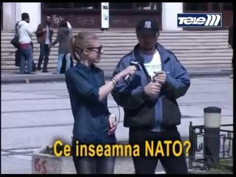''Ce inseamna NATO?''
