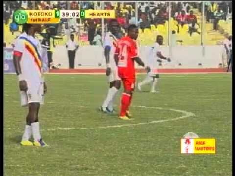 Anaba In Kotoko Vrs Heart Of Oak 2012, Full Match.