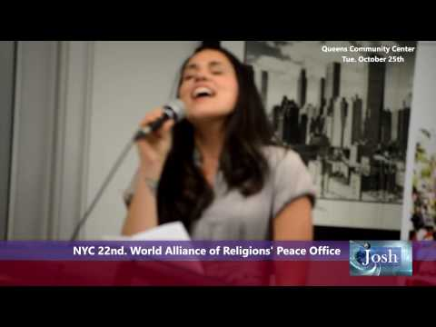 World Alliance of Religion Event I  - JOSH INDIA TV - News and Current Events (Must Watch)