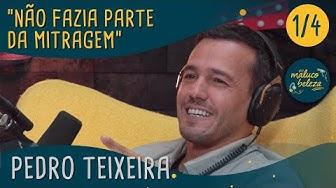 """Pedro Teixeira - """"Não fazia parte da mitragem"""" - Maluco Beleza (1/4)"""