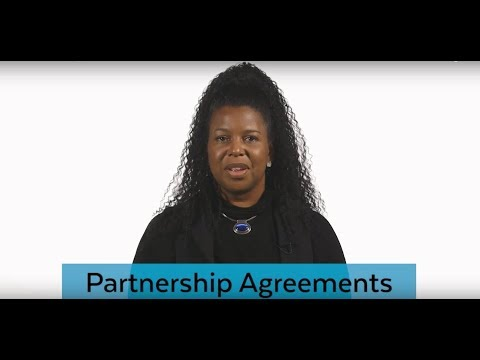 Business Loan Connection: Partnership Agreements