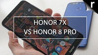 Honor 7X vs Honor 8 Pro: The greatest Honor?