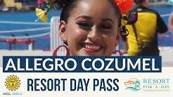 Allegro Cozumel All-Inclusive Resort Day Pass