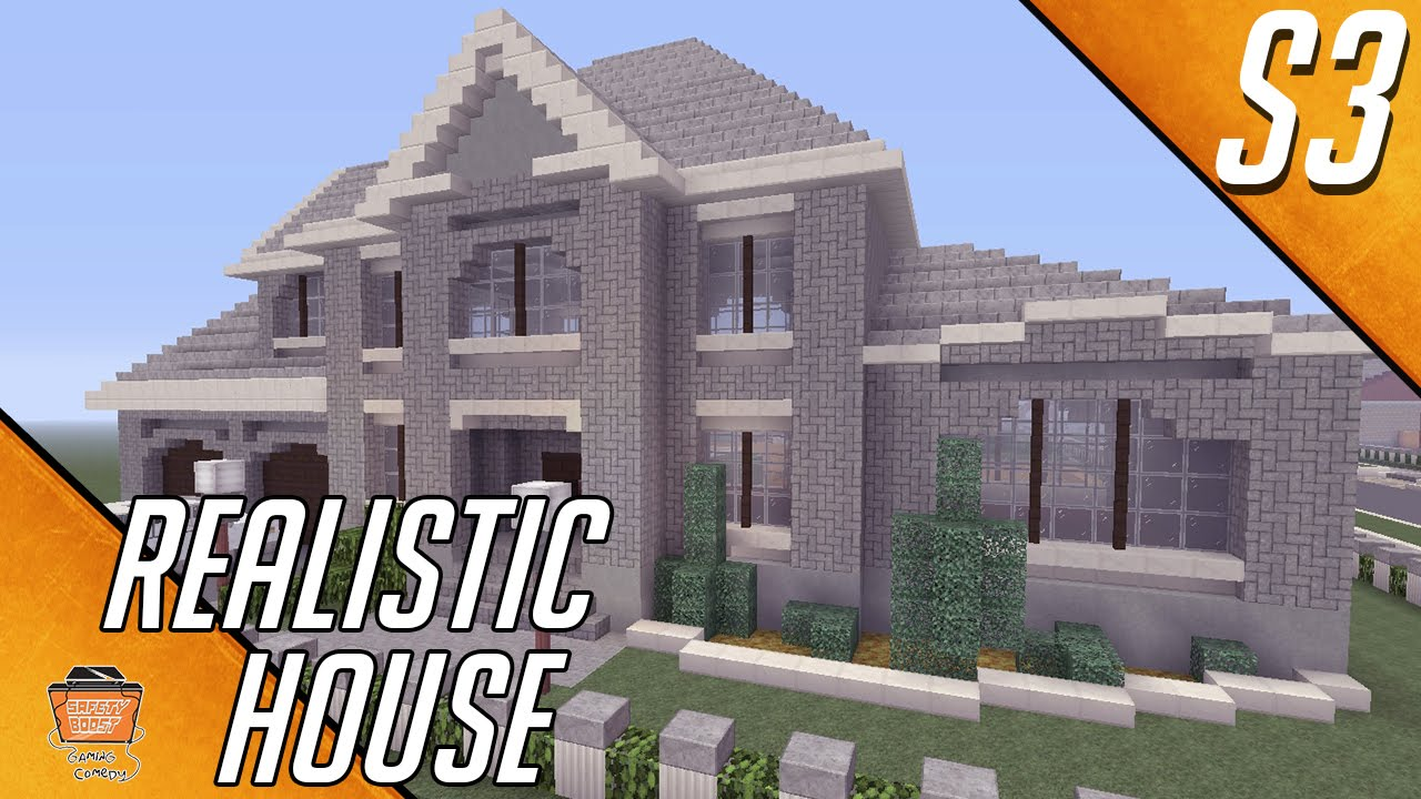 Let 39 s build a realistic house part 1 season 3 house 5 youtube - Make a house a home ...