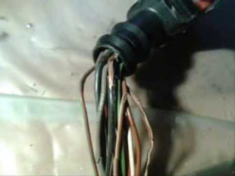 hqdefault engine cable mercedes w124 w202 w140 r129 youtube w124 wiring harness repair at webbmarketing.co