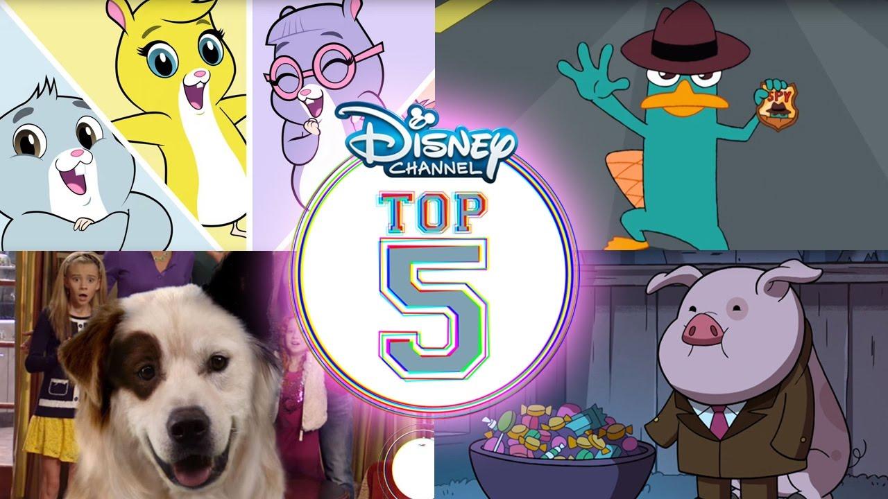 Disney Channel Serien