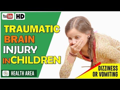 6 Symptoms of Traumatic Brain Injury in Children