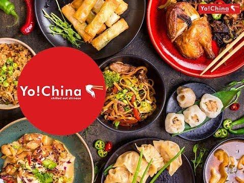Yo China| Chinese Restaurant | Chandigarh