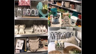 NEW FARMHOUSE 🐄🐓🐖 FINDS AT DOLLAR GENERAL  PT2/HAUL 2019