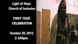 Light of Hope Promo