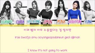 AOA - Really Really (진짜) [Eng/Rom/Han] Picture   Color C...