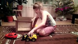 Трактор чистит дорогу(Мультфильм., 2015-12-27T16:29:42.000Z)