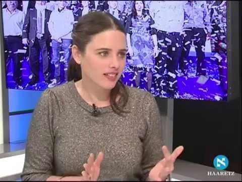 Up close with MK Ayelet Shaked (Habayit Hayehudi) on Haaretz
