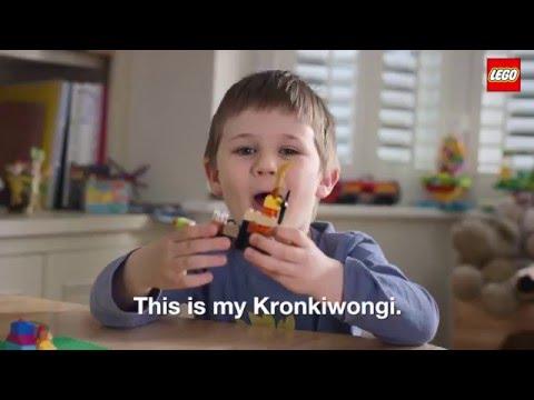 LEGO KRONKIWONGI PROJECT