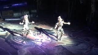 Mungojerrie & Rumpelteazer from CATS Broadway 2017 (Haley Fish & Zachary Daniel Jones)
