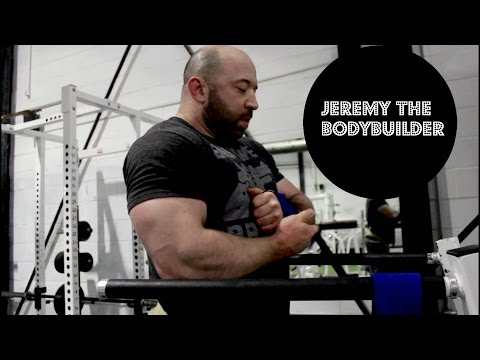 BECOME A BODYBUILDER TO GET STRONGER: Exercise Variation (Ft. Jeremy Hamilton)