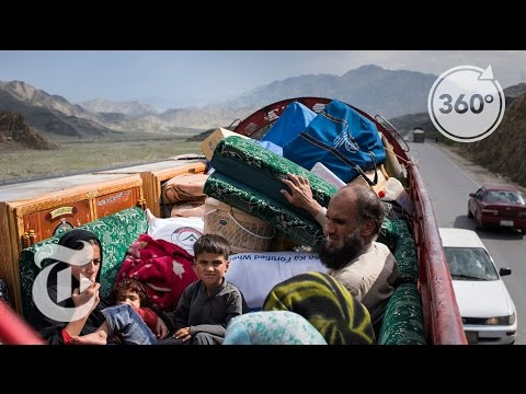 A Family's Journey Home To Afghanistan And Uncertainty | The Daily 360 | The New York Times