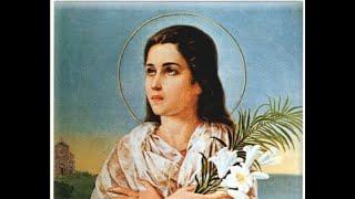 Dia 6 de Julho dia de Santa Maria Goretti