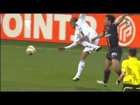 Lyon 1-2 PSG (1/8 de Coupe de la Ligue 2010-2011)