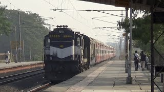 11 in 1 Classic Compilation of Diesel locomotive hauled trains of Indian Railways