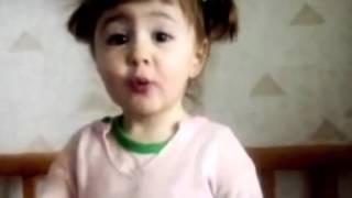 Очаровательная малышка говорит что папу зовут Батя самые лучшие приколы с детьми