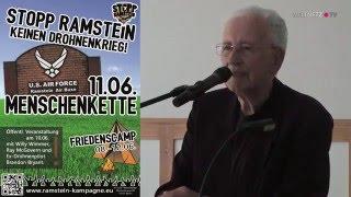 STOPP RAMSTEIN - Horst Trapp: Ich finde es schlimm, das viele Gewerkschafter die AfD gewählt haben!