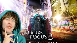 Hocus Pocus 2 l The Witch Is Back !